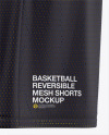 Basketball Short Mockup
