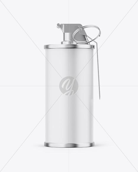 Download Matte Steel Flask Mockup Back View PSD - Free PSD Mockup Templates