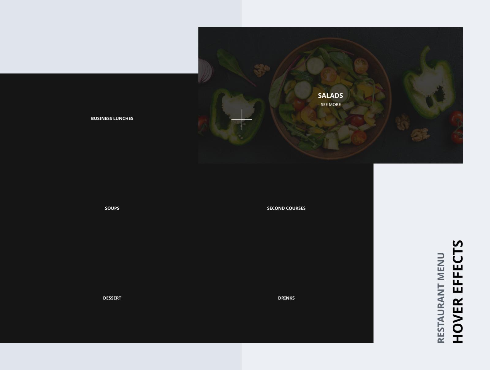 UI kit for restaurants & cafe
