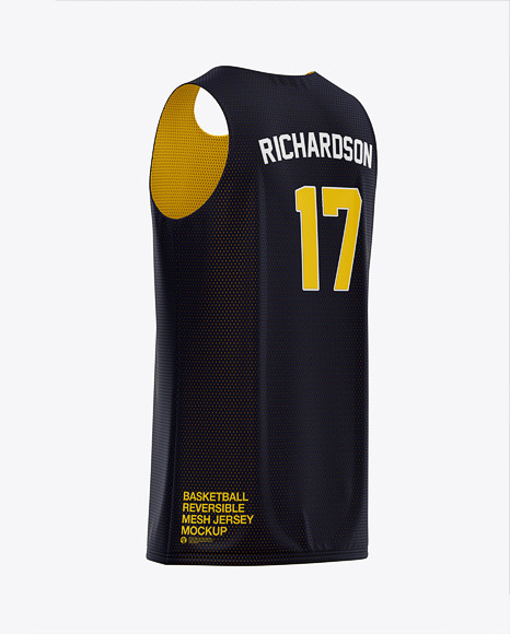 Download Mens Basketball Kit Mockup Back View Of Basketball Jersey And Shorts Yellowimages