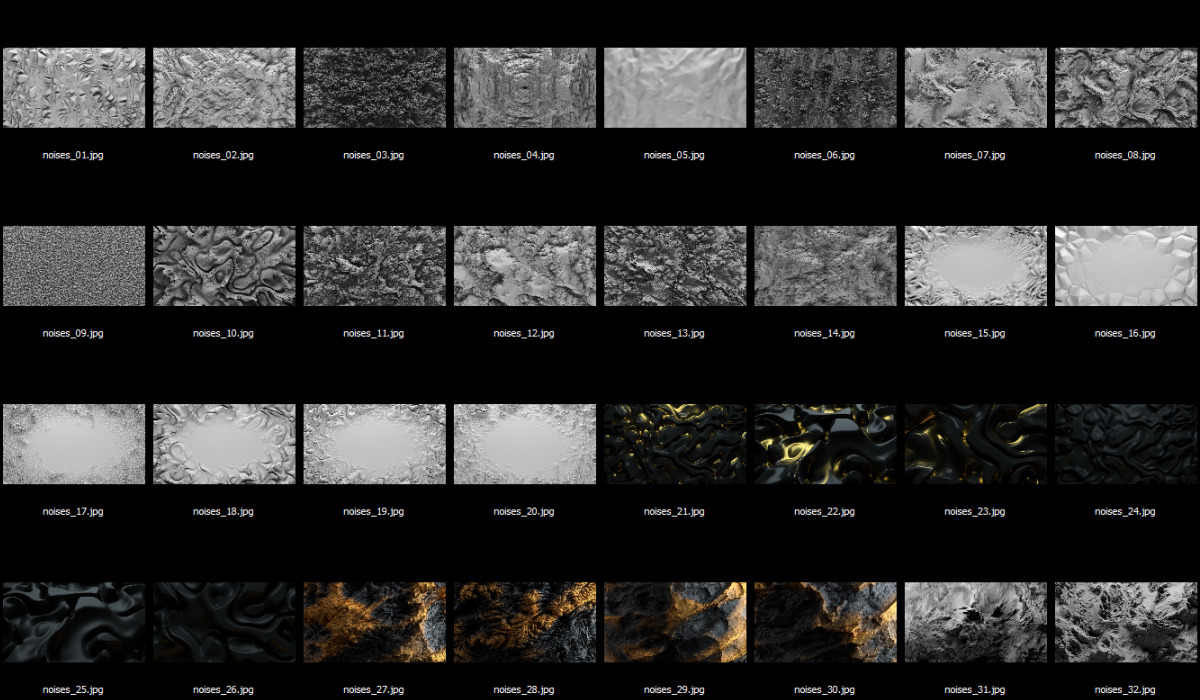 Noise Backgrounds