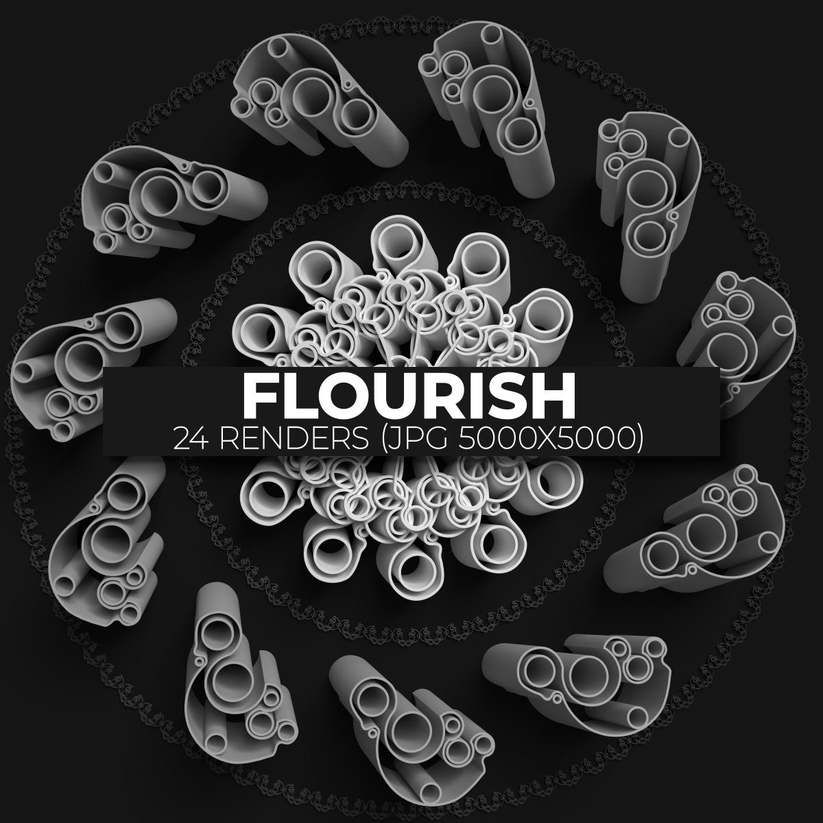 Flourish Sculptures