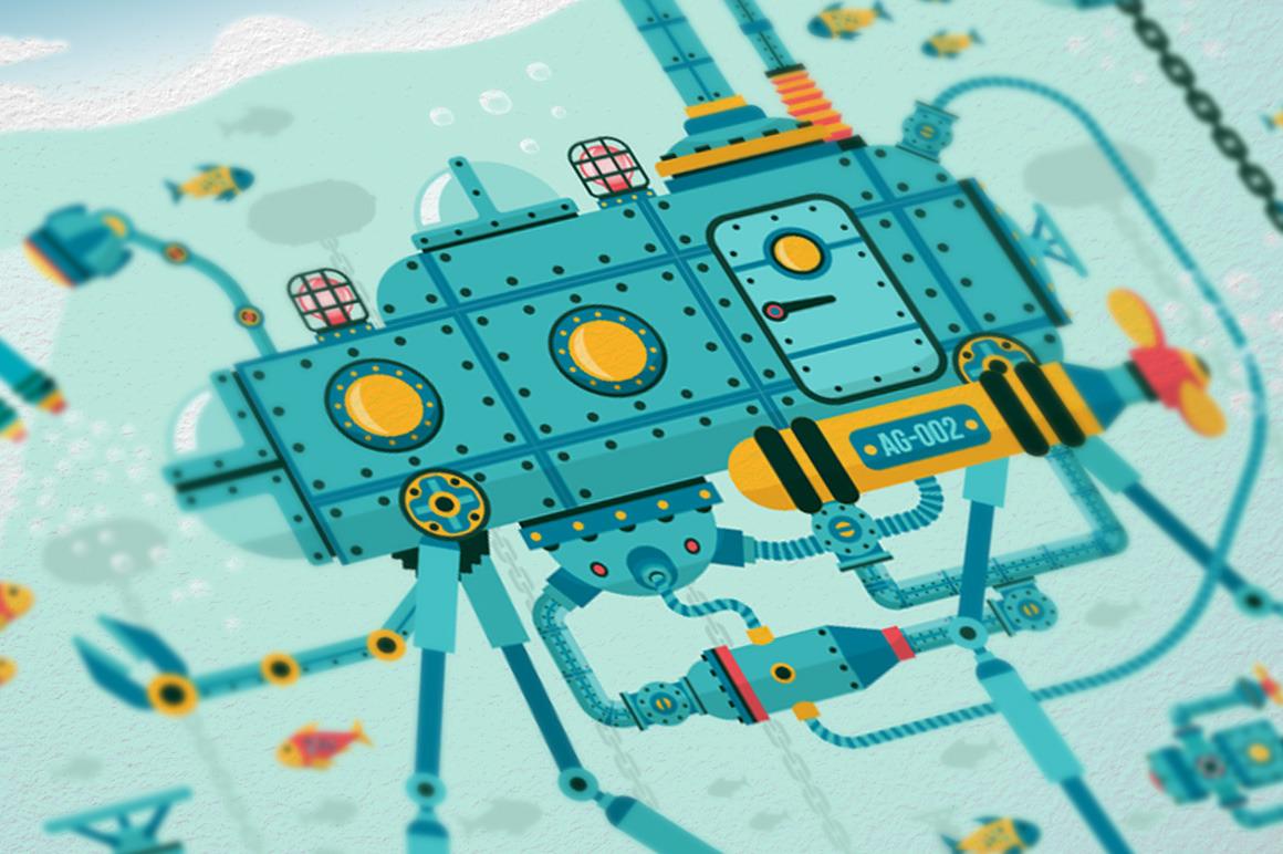 Machinery Construction Kit