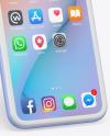 Clay Apple iPhone 11 Pro