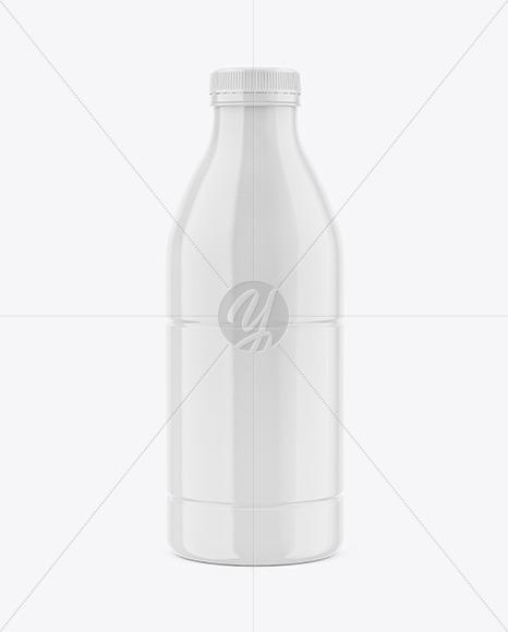 Download Matte Plastic Bottle Mockup Front View In Bottle Mockups On Yellow Images Object Mockups PSD Mockup Templates
