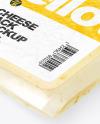 Seed Cheese Pack Mockup