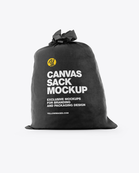 Download Food Delivery Backpack Mockup Yellowimages