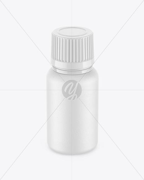 Download 500ml Matte Ceramic Bottle Mockup PSD - Free PSD Mockup Templates