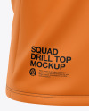 Men's Squad Drill Soccer Top - Front Half-Side View