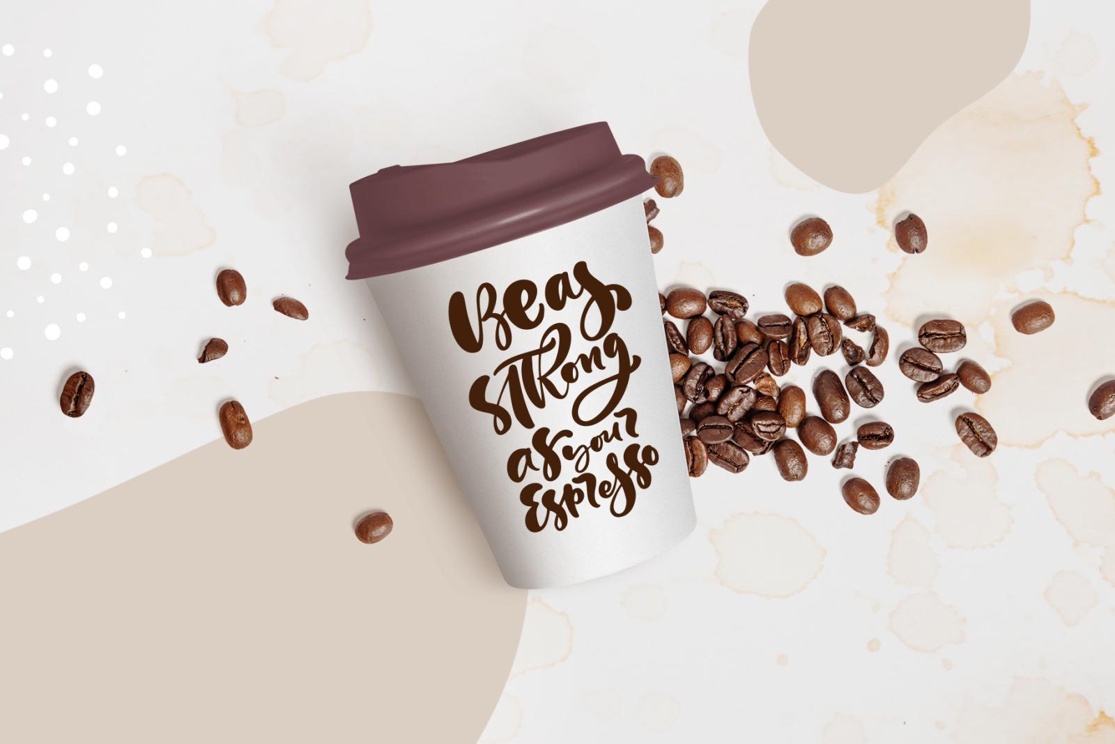 Coffee time SVG