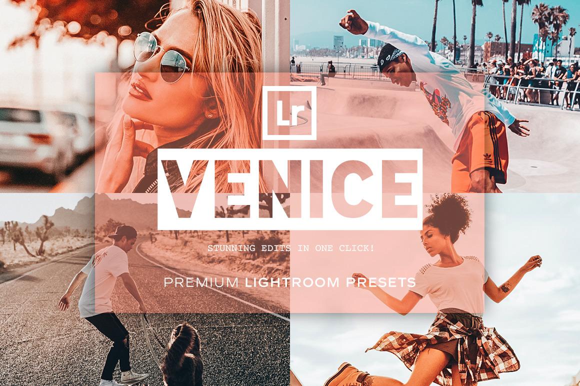 Venice Lightroom Presets