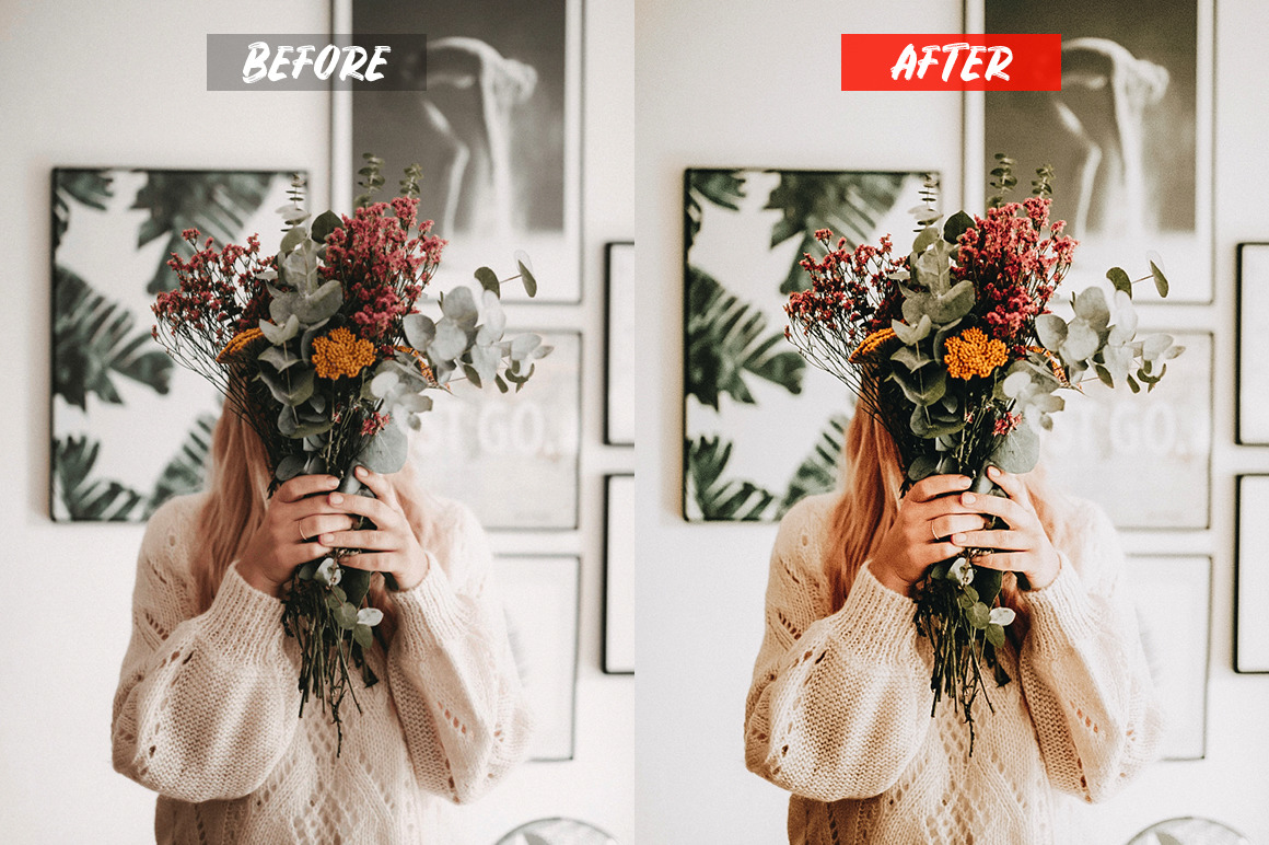 Freelancer Lightroom Presets