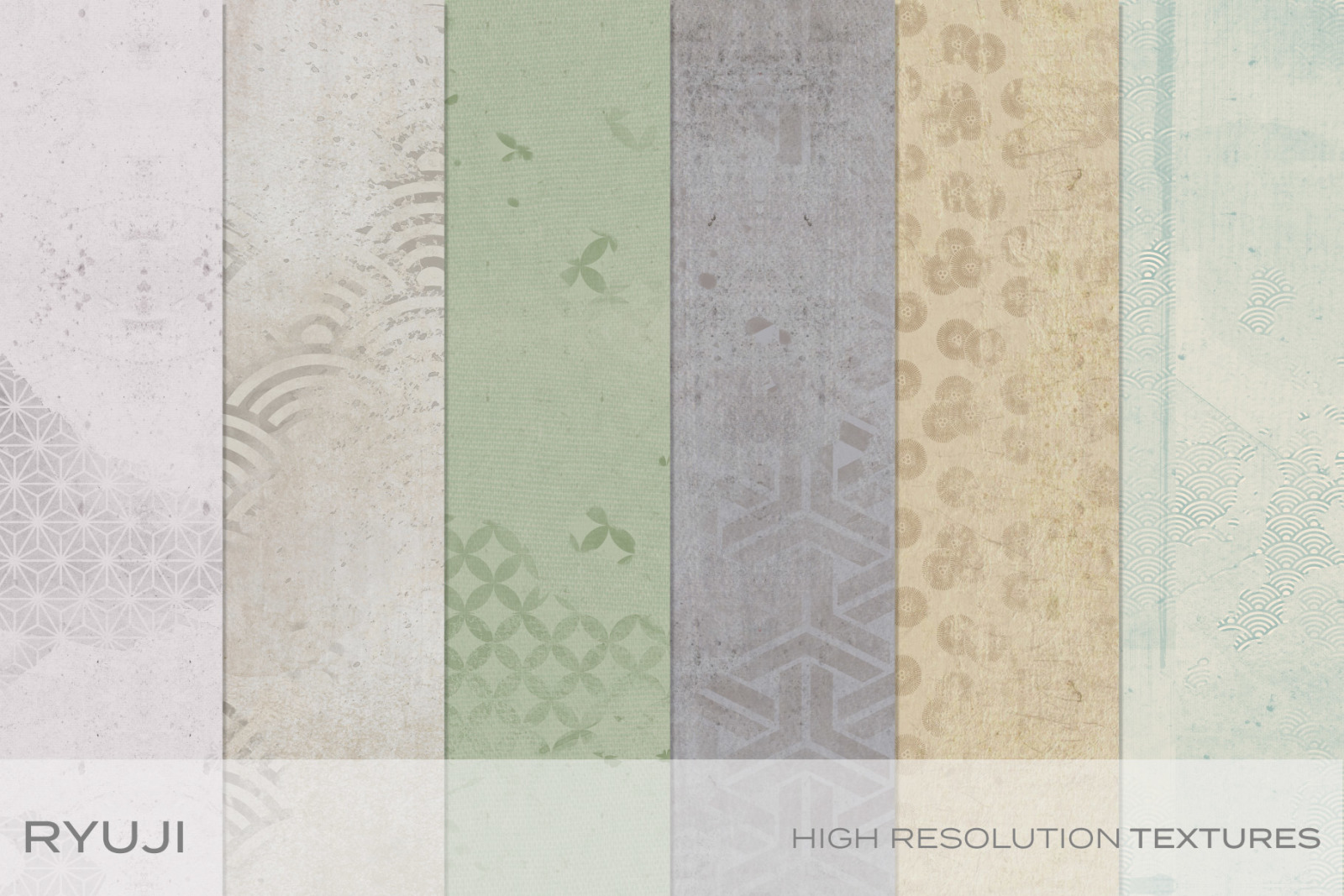 Ryuji Textures