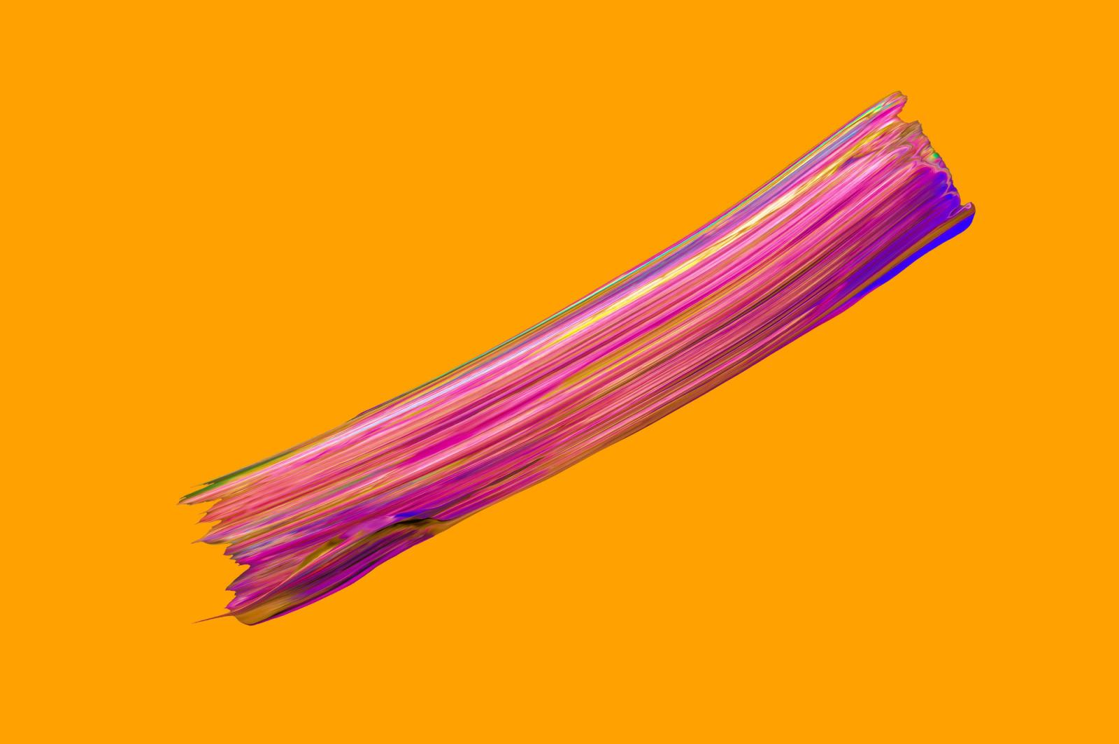 Vibrant Paint Strokes, Vol. 2