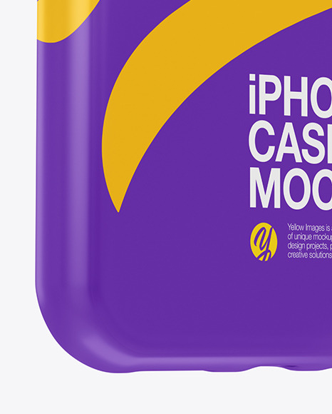 Iphone 11 Case Mockup