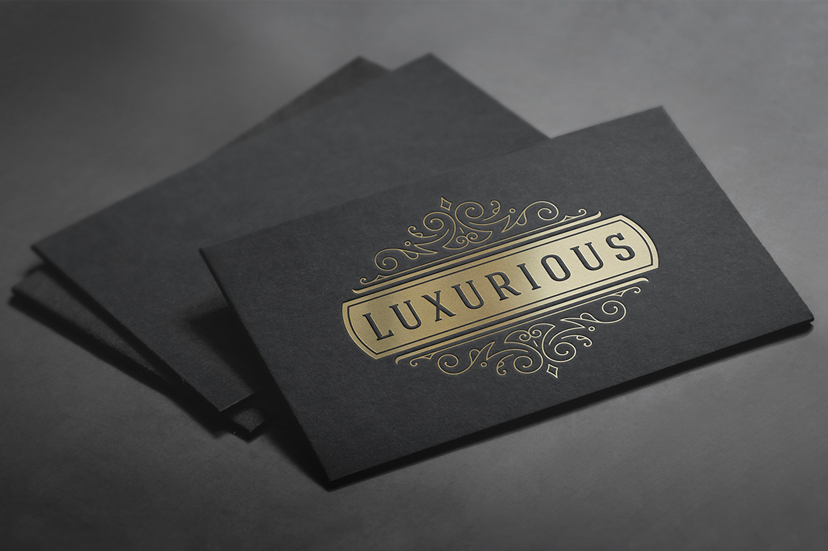 36 Luxury Ornament Logos