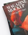Matte Magazines Mockup