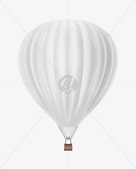Air Balloon Mockup - Yellowimages Mockups