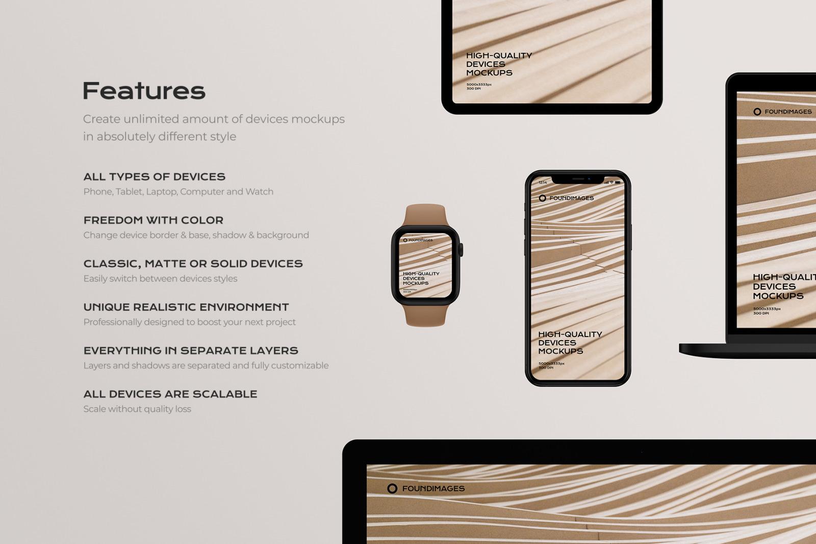 Device Scene Creator Bundle Phone