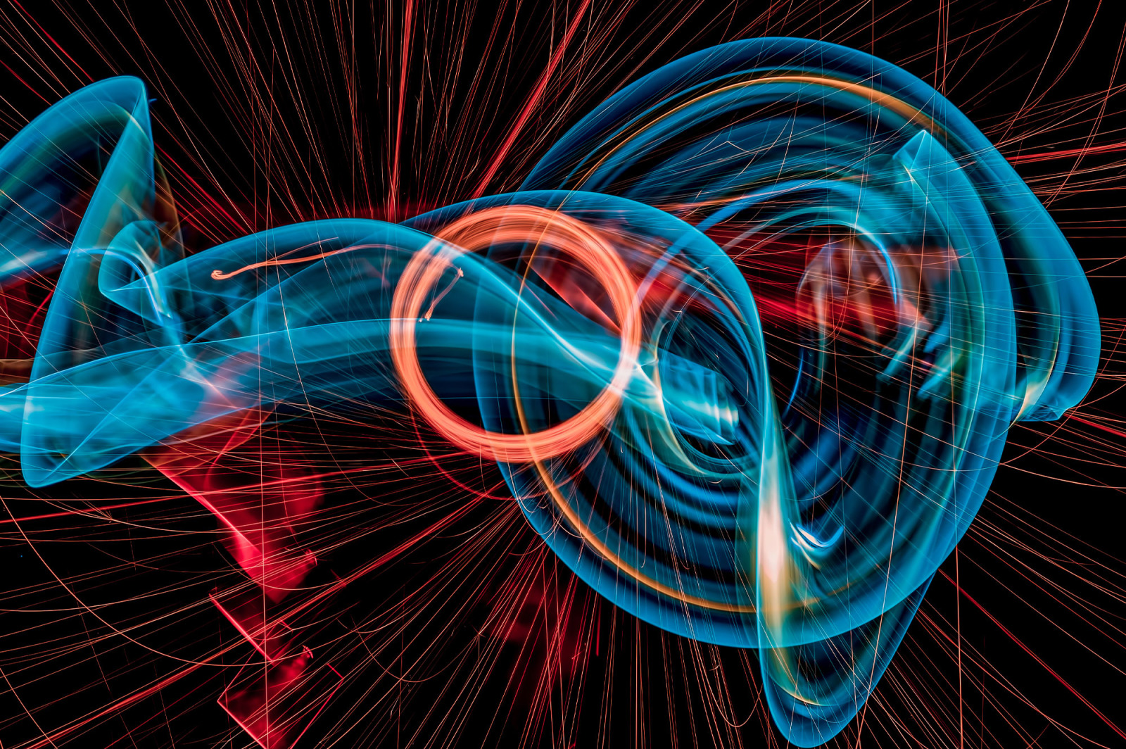 Ambient: Abstract Light Paintings