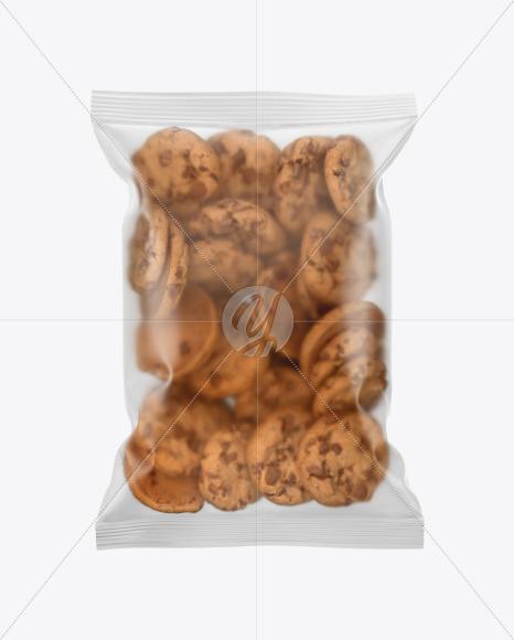 Matte Cookies Pack Mockup