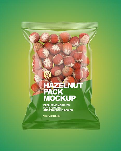Hazelnut Pack Mockup