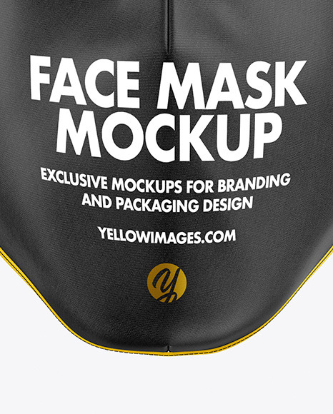 Download Face Mask Pattern Pdf Download Free And Premium Psd Mockup Templates And Design Assets PSD Mockup Templates