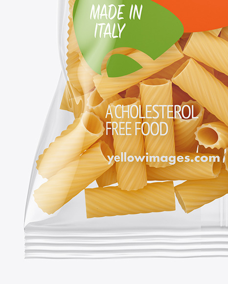 Download Download Plastic Bag With Chifferini Pasta Mockup Collection Of Exclusive Psd Mockups Free For Personal And Commercial Usage PSD Mockup Templates