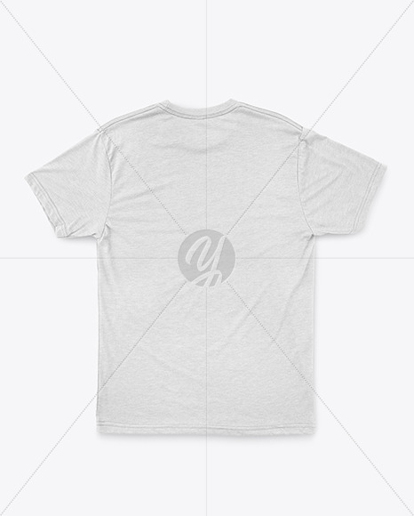Download T Shirt With Round Neck Mockup In Apparel Mockups On Yellow Images Object Mockups Yellowimages Mockups
