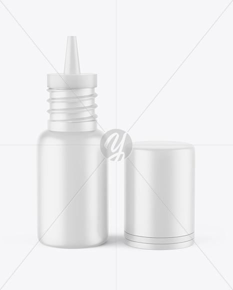 Stainless Bottle Mockup