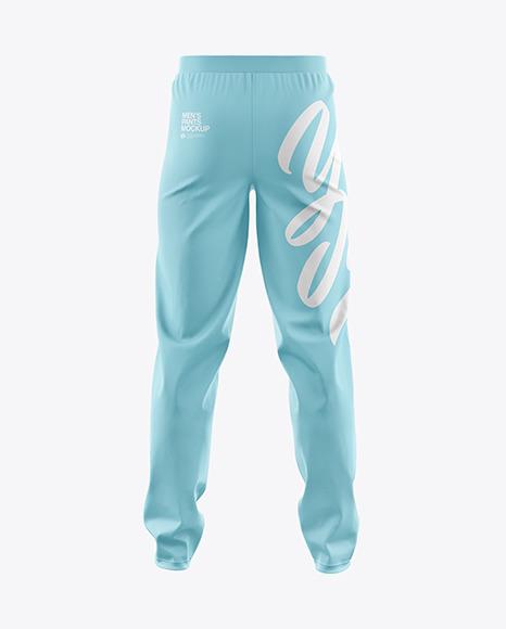 Men's Pants Mockup