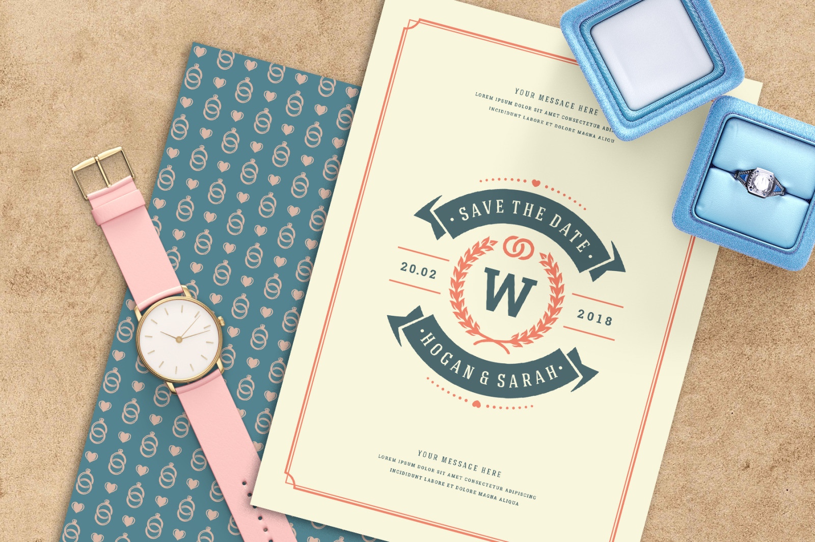 Save The Date Cards Bundle