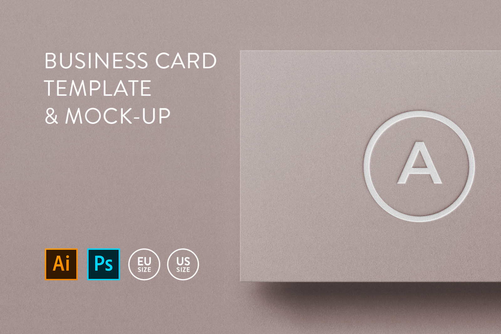 Download Business Card Template Mock Up 34 In Business Card Templates On Yellow Images Creative Store PSD Mockup Templates