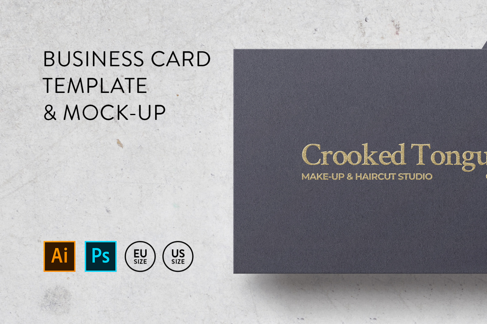 Download Business Card Template Mock Up 48 In Business Card Templates On Yellow Images Creative Store PSD Mockup Templates