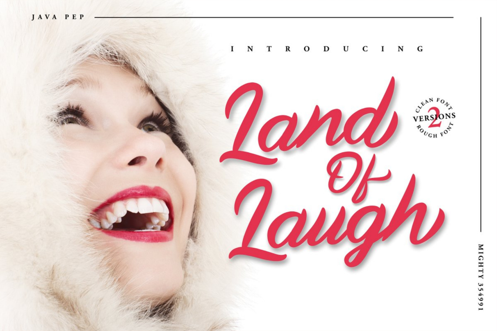 Land Of Laugh -Clean & Stamp