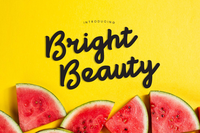 Bright Beauty - Bold