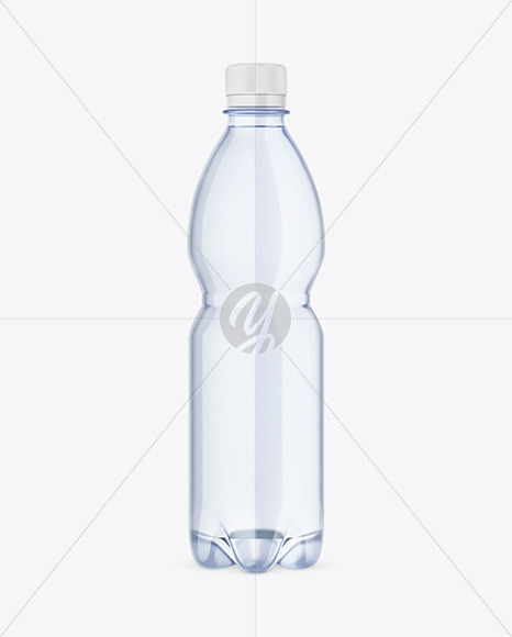 Download Blue Plastic Water Bottle Mockup In Bottle Mockups On Yellow Images Object Mockups PSD Mockup Templates