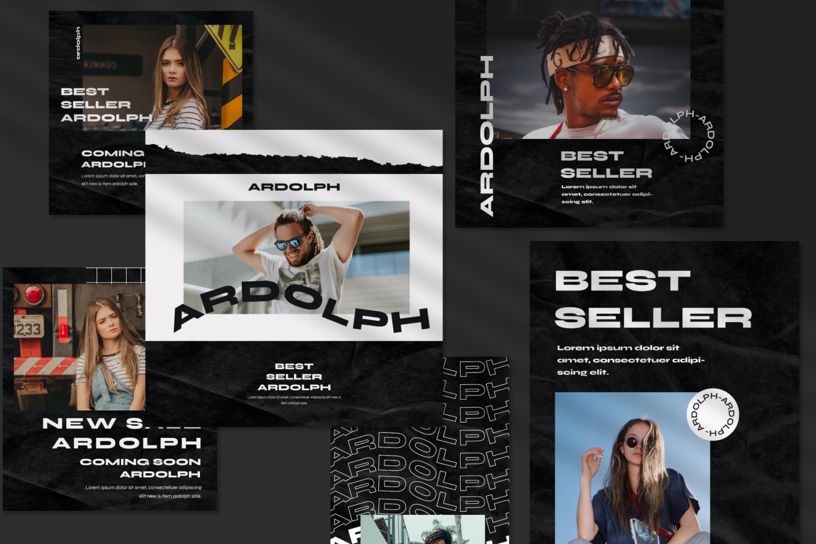 Ardolph - Instagram Post & Stories