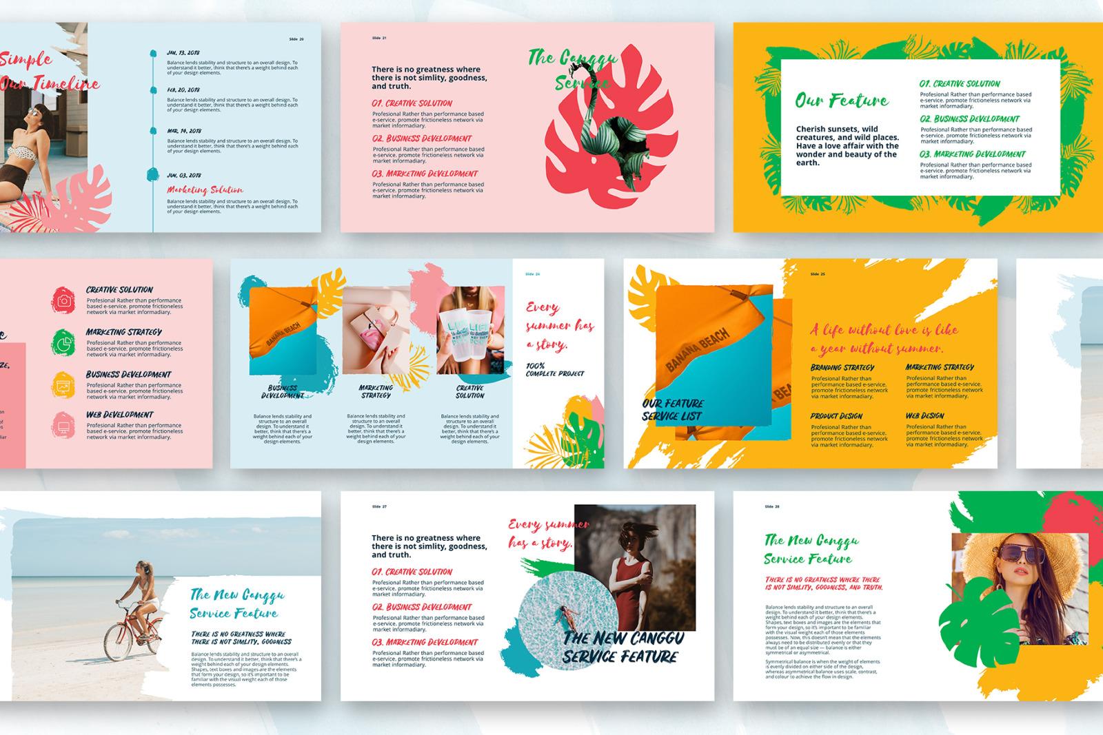 CANGGU - Keynote Media Kit