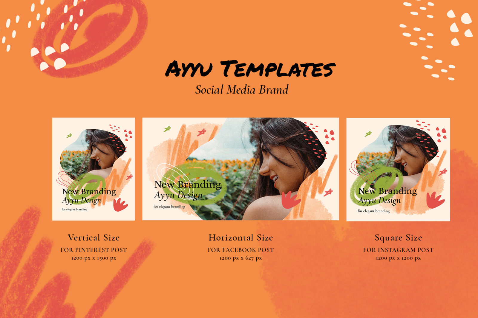 Ayyu - Social Media Brand Templates