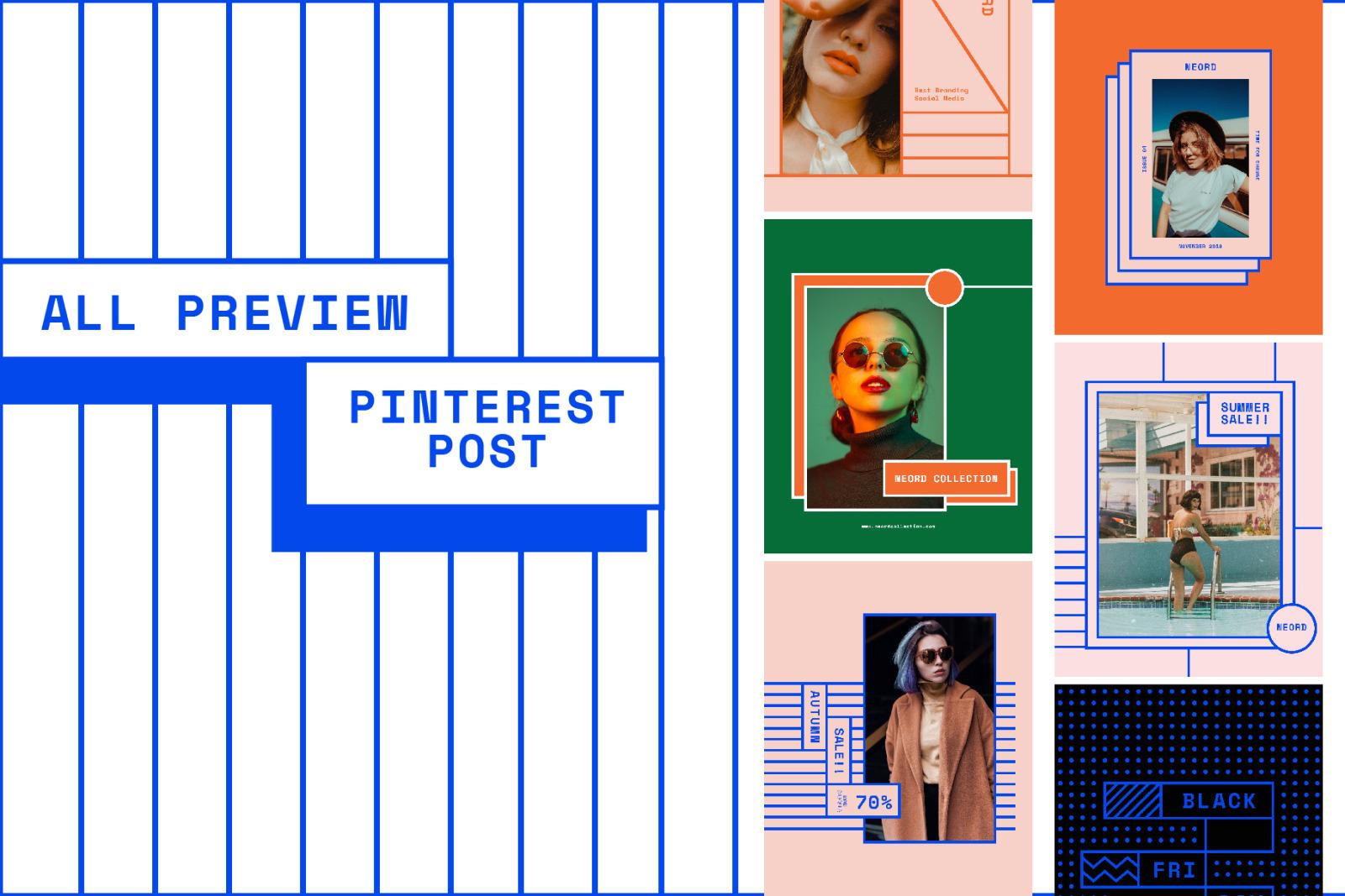 NEORD - Social Media Brand Templates