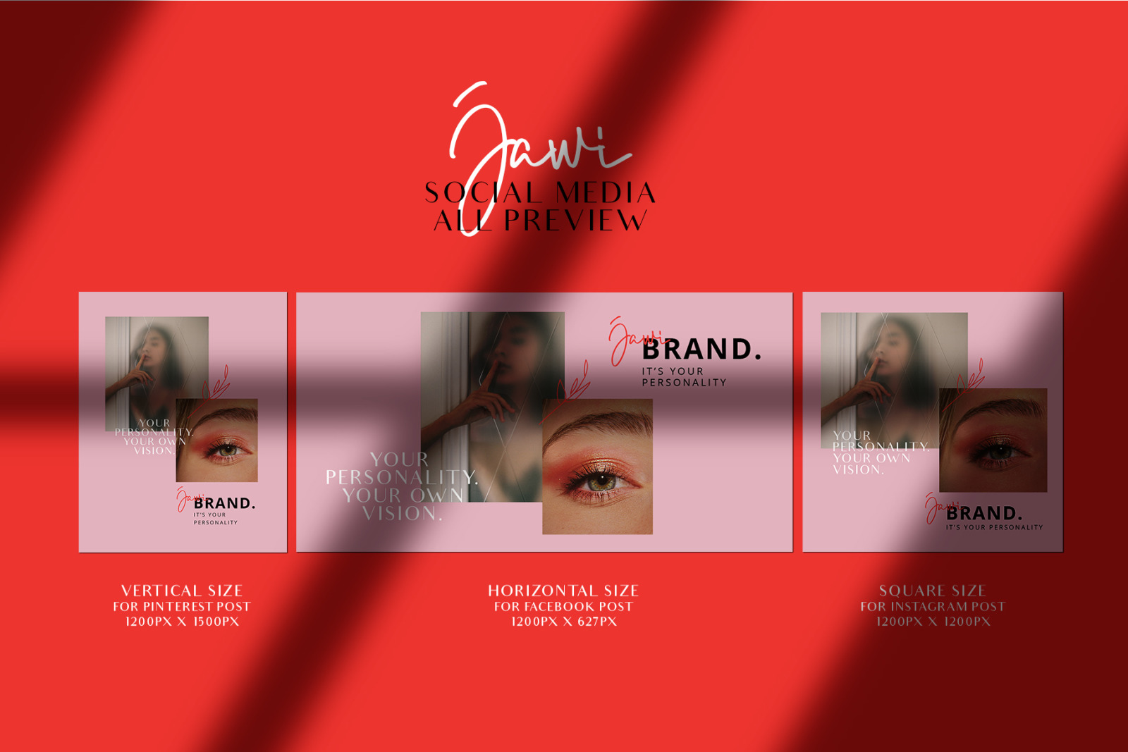 JAWI-Social Media Brand Templates
