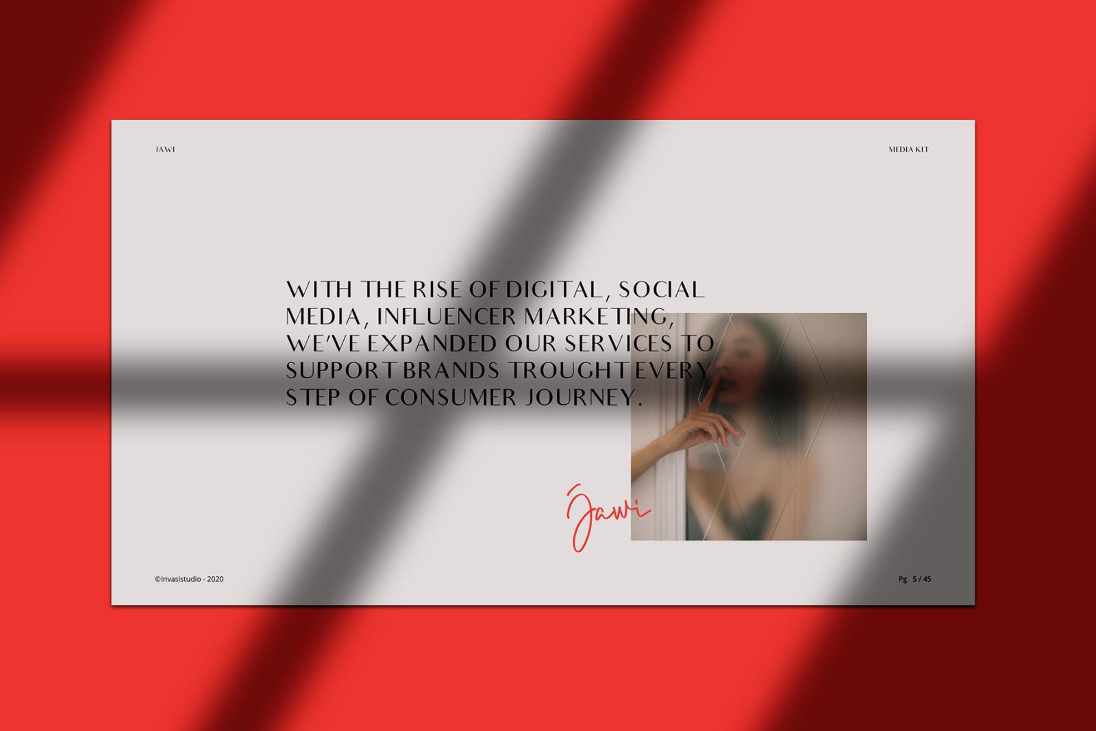 JAWI - PowerPoint Media Kit