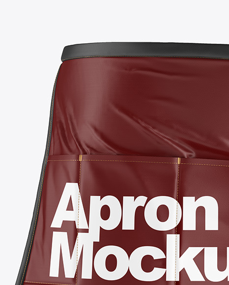 Download Apron Mockup Psd Free Yellowimages