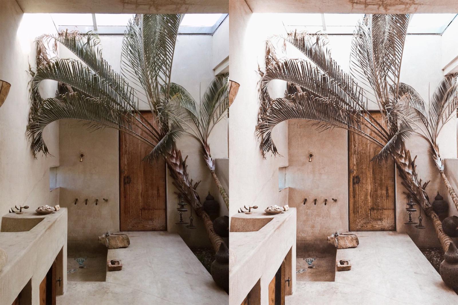 Boho Home Mobile & Desktop Presets | Interior Lightroom Presets