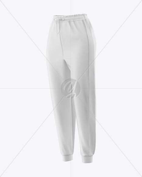 Women's Pants Mockup