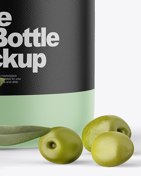 Download Matte Ceramic Olive Oil Bottle Mockup In Bottle Mockups On Yellow Images Object Mockups PSD Mockup Templates