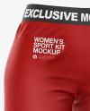 Women's Sport Kit Mockup