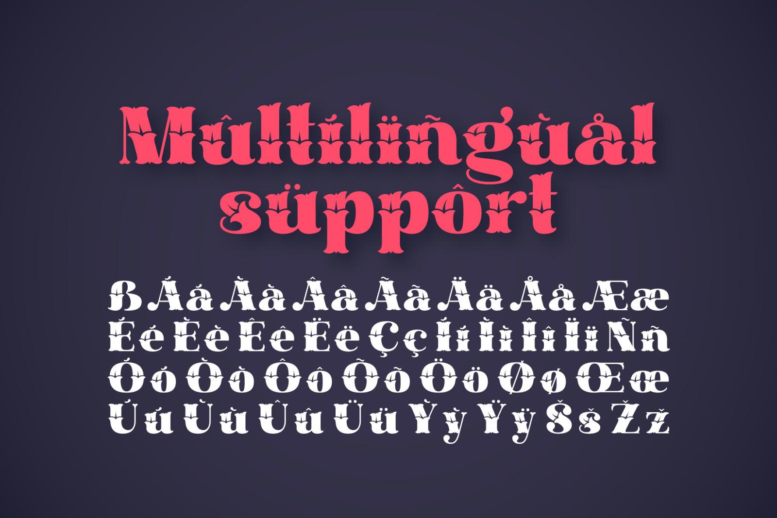 Cally Font & Graphics