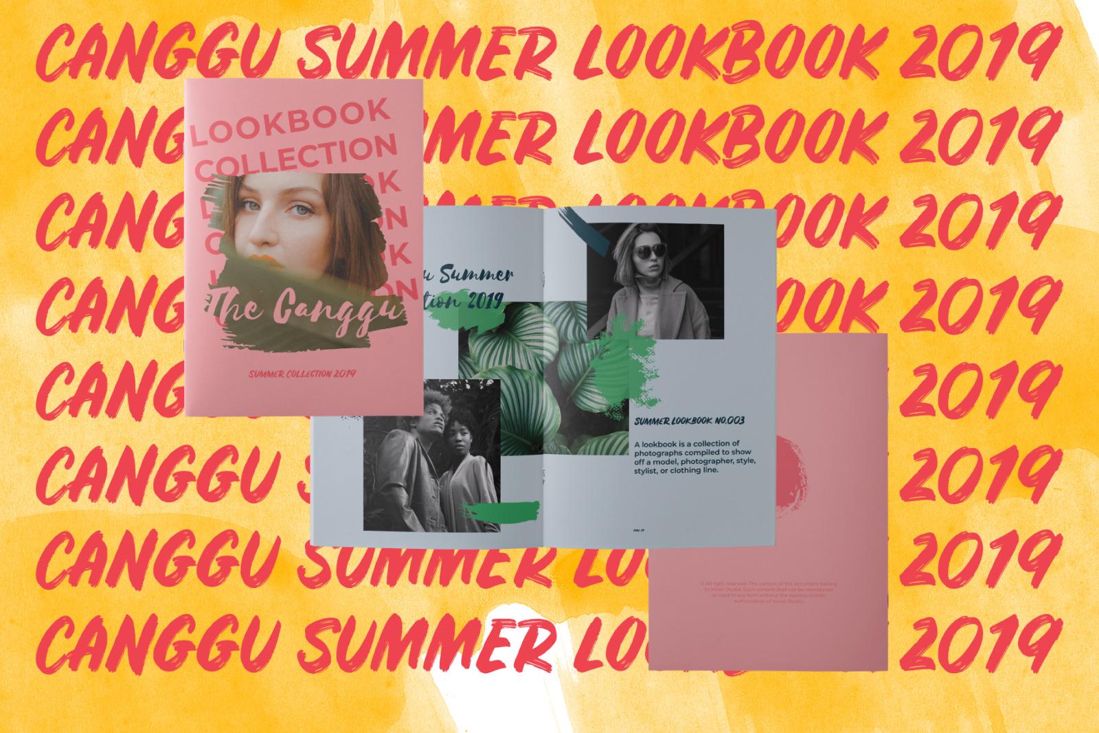 CANGGU-Tropical Lookbook Editorial